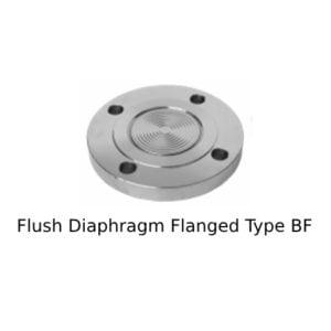 Foto Flush Diaphragm Flanged Type BF