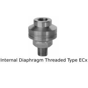 Foto Internal Diaphragm Threaded Type ECx