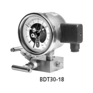 Foto Contact Pressure Gauge BDT30-18