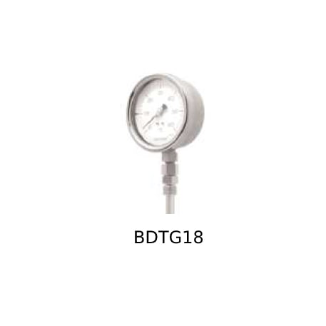 Foto Gas Filled Thermometer BDTG18