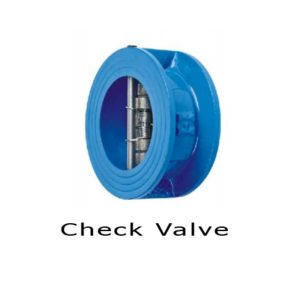 Foto Check Valve 4203 Wafer