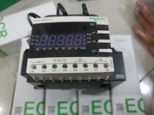 Foto Schneider EOCR 3DM2 with CT