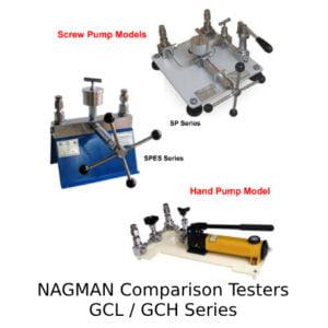 Foto Nagman Comparison Testers