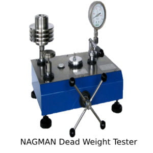 Foto Nagman Dead Weight Tester