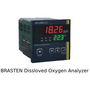 Foto BRASTEN Dissloved Oxygen Analyzer