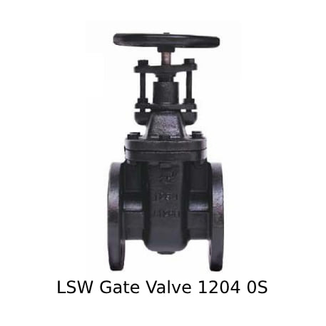 LSW Gate Valve 1204 0S