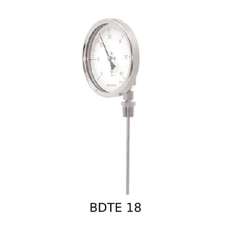Jual Badotherm Bimeltal Thermometer BDTE18