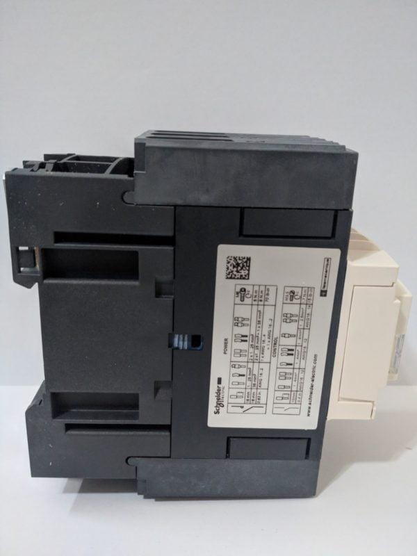 Foto 1 Schneider Contactor LC1D65AM7 TeSys D