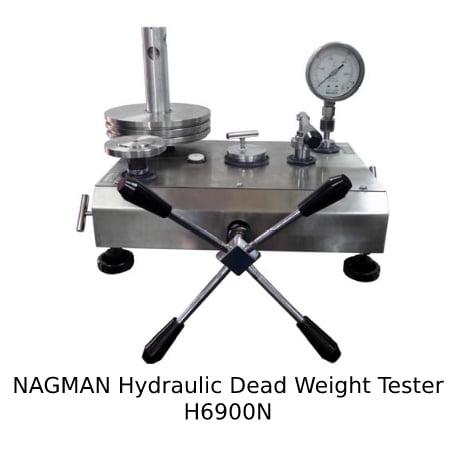 Foto NAGMAN Hydraulic Dead Weight Tester H6900N