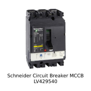 Foto Schneider Circuit Breaker MCCB LV429540