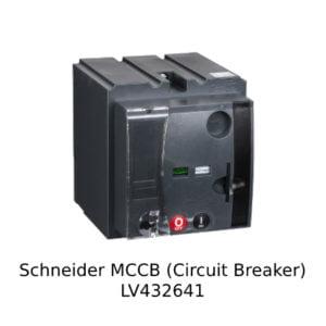 Foto Schneider MCCB LV432641