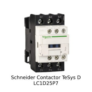 Foto Schneider Contactor LC1D25P7