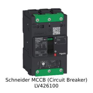 Schneider MCCB Circuit Breaker LV426100 1