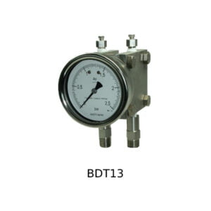 BDT13 DIAPHRAGM DIFFERENTIAL GAUGE