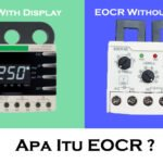 Mengenal tentang EOCR / Electronic Over Current Relay