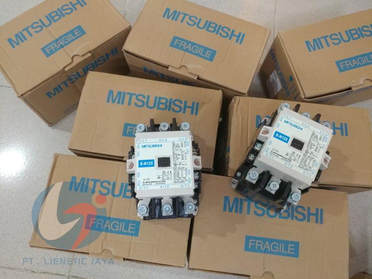 Foto Mitsubishi Kontaktor model S-N125