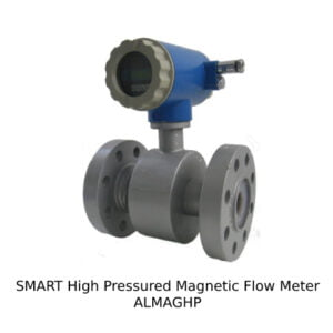 Foto SMART High Pressured Magnetic Flow Meter ALMAGHP