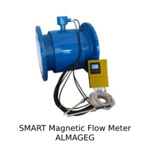 Foto SMART Measurement Magnetic Flow Meter ALMAGEG