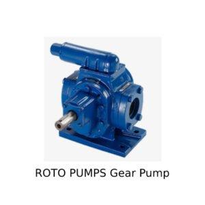 Roto Pump Gear Pump
