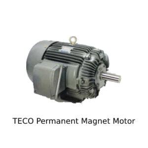Foto TECO Magnet Motor