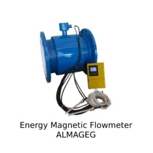 Foto Energy Magnetic Flowmeter ALMAGEG