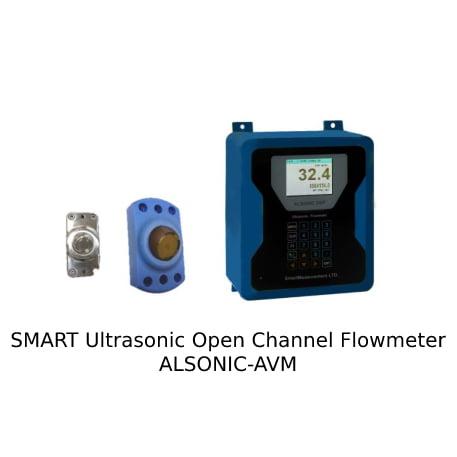 SMART Flowmeter Saluran Terbuka (Open Channel) ALSONIC-AVM 1