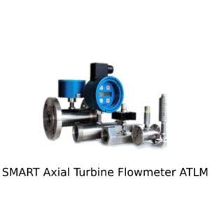 Foto SMART Axial Turbine Flowmeter ATLM