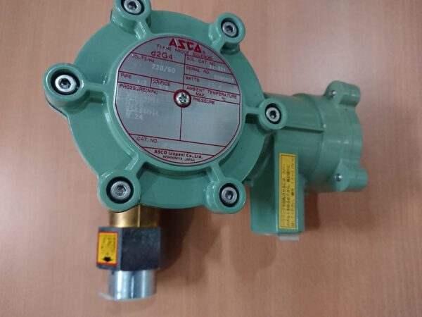 ASCO Flame Proof Solenoid JE3HT8266E085V (Depan 2)