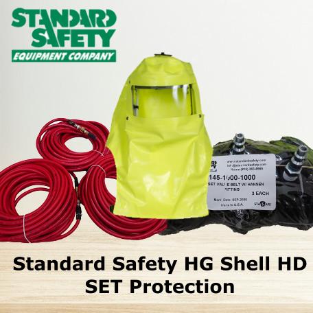 StandardSafety HG Shell HD Set