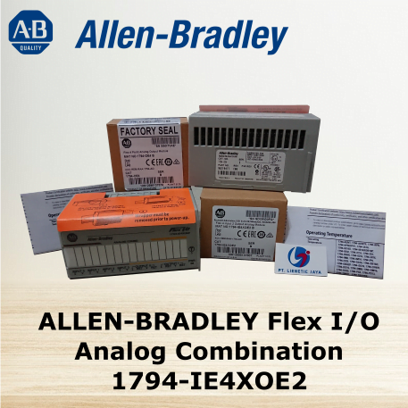 ALLEN-BRADLEY Flex IO Analog Combination 1794-IE4XOE2