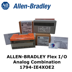 ALLEN-BRADLEY-Flex-IO-Analog-Combination-1794-IE4XOE2