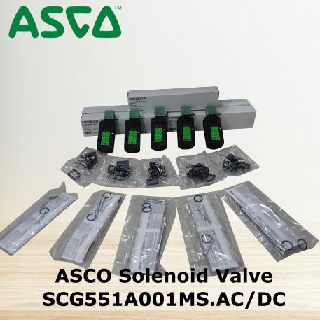 Gambar 2 ASCO Solenoid Valve SCG551A001MS