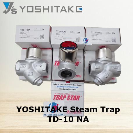 Gambar2 YOSHITAKE Steam Trap TD-10 NA