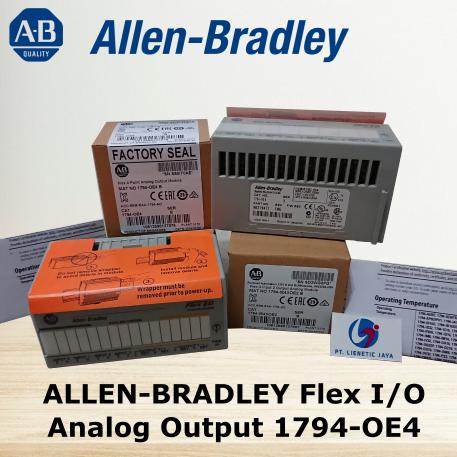 Pic2 ALLEN-BRADLEY Flex IO Analog Output 1794-OE4