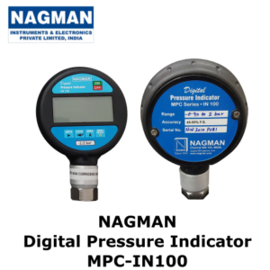 NAGMAN Digital Pressure Indicator MPC-IN100