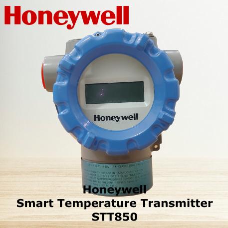 Honeywell Smart Temperature Transmitter STT850