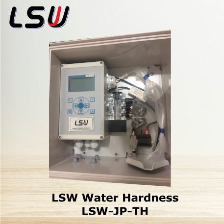 LSW Water Hardness LSW-JP-TH
